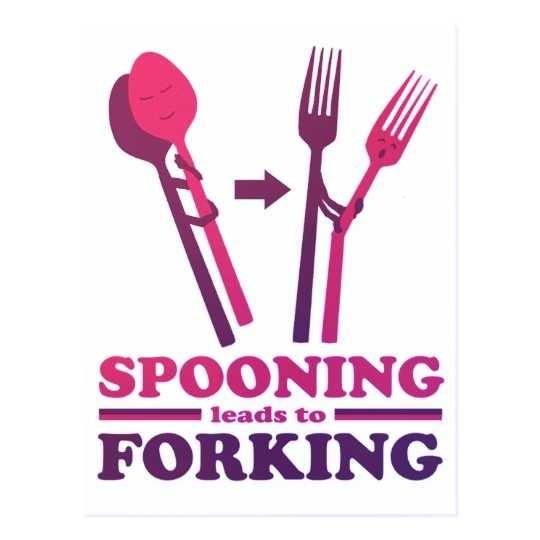 Are you a big spoon or a little spoon?