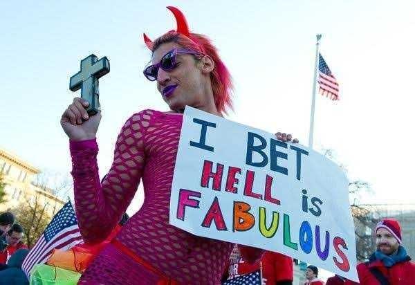 Did the LGBT go too far?