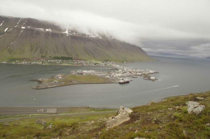Icelanders or people who frequent Iceland: Where's some good township outside of Reykjavik?