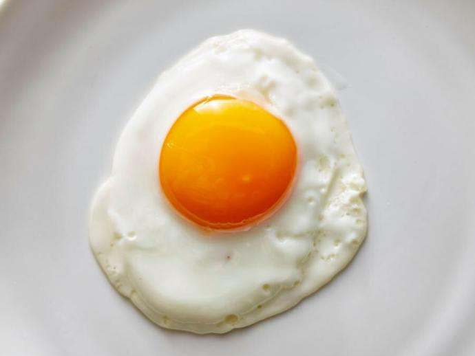 Do you like your eggs: frizzled or pristine?