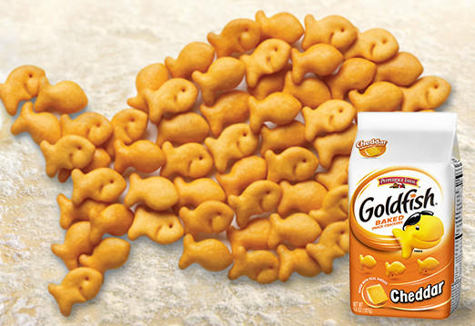 Do you like Goldfish Crackers?