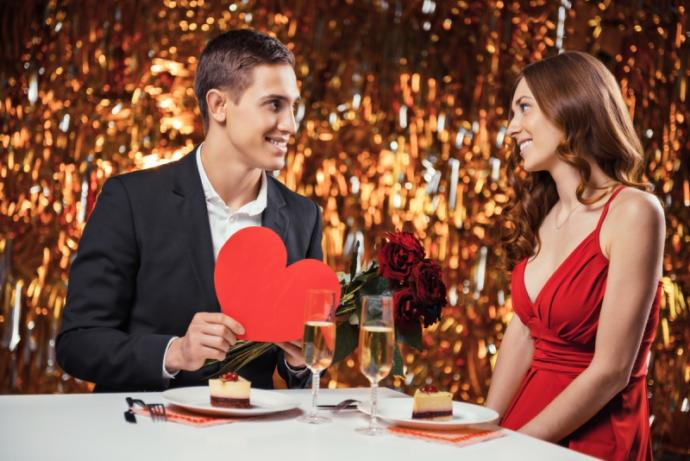 What do you expect on Valentine's Day if it will be your first or second date?
