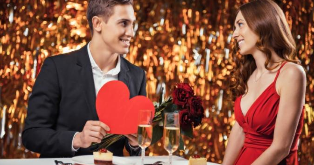second date on valentine day