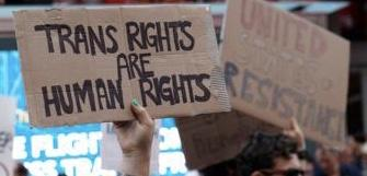 No transgender servicemen and women - is that fair?
