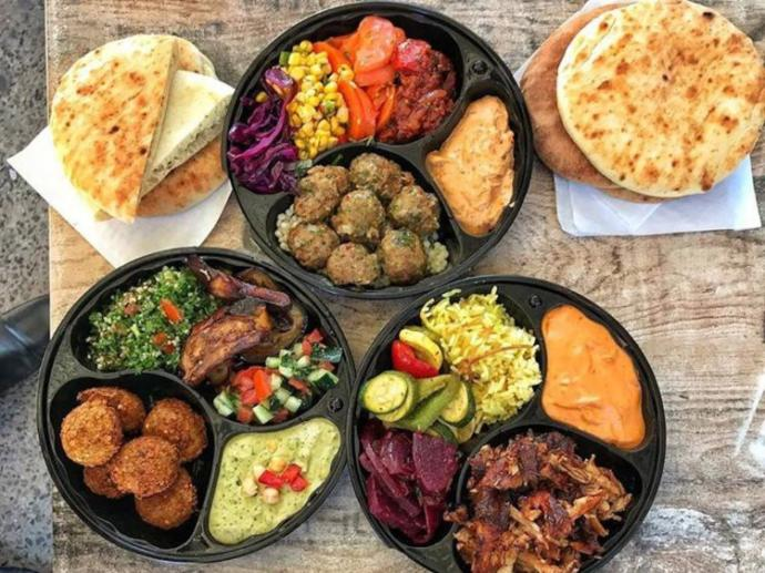 How do you feel about Middle Eastern food?