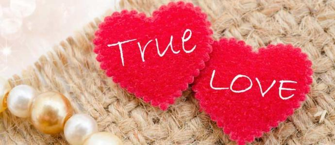 What does #truelove mean?