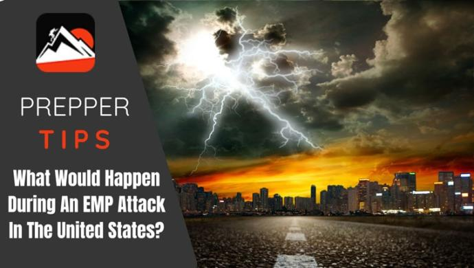 How will you plan to survive if an EMP attack occurs?