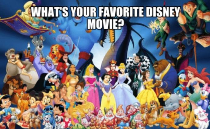 Whats your favourite disney films?