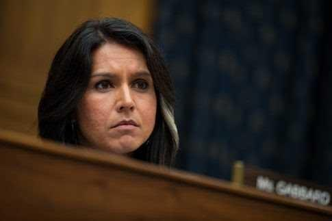 Is this Congresswoman too young to run for President of the United states?