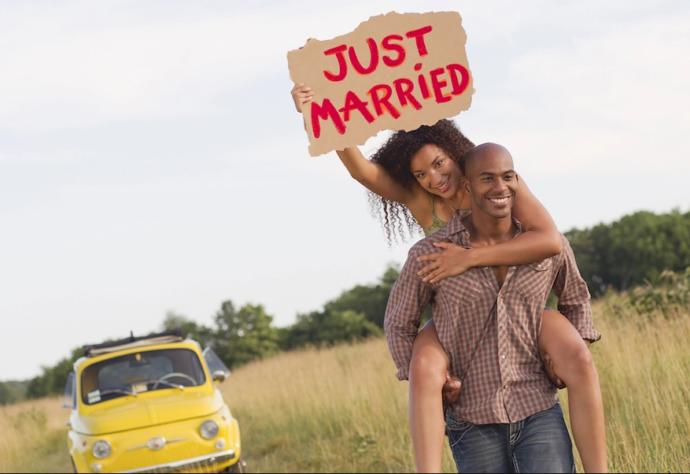 Wrong to pressure a man into marriage?