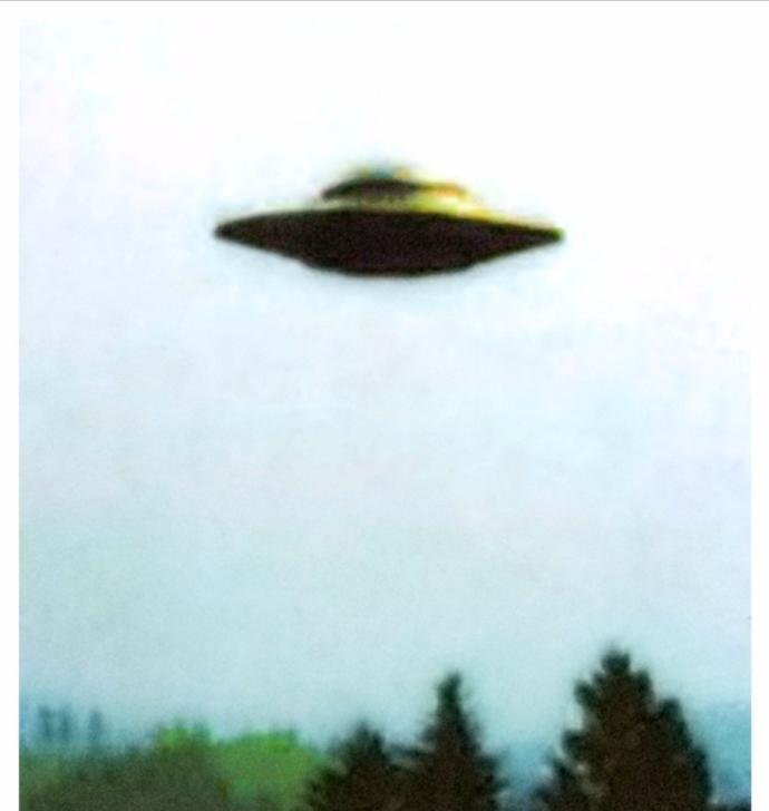 Hundreds of UFO sightings have been reported and documented in the last 10 years because now almost every person has a camera