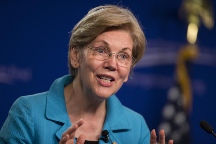What do you think of Native American Elizabeth Warren running for President?
