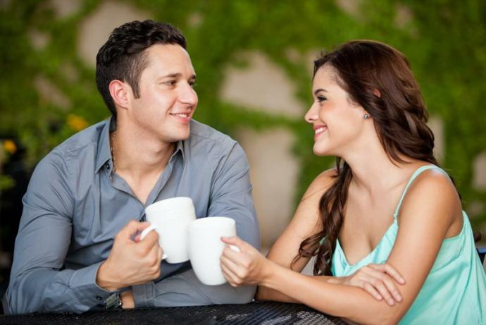 Would you date someone you just met?