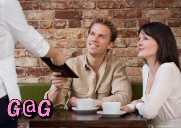 Who should pay the bill on the first date?