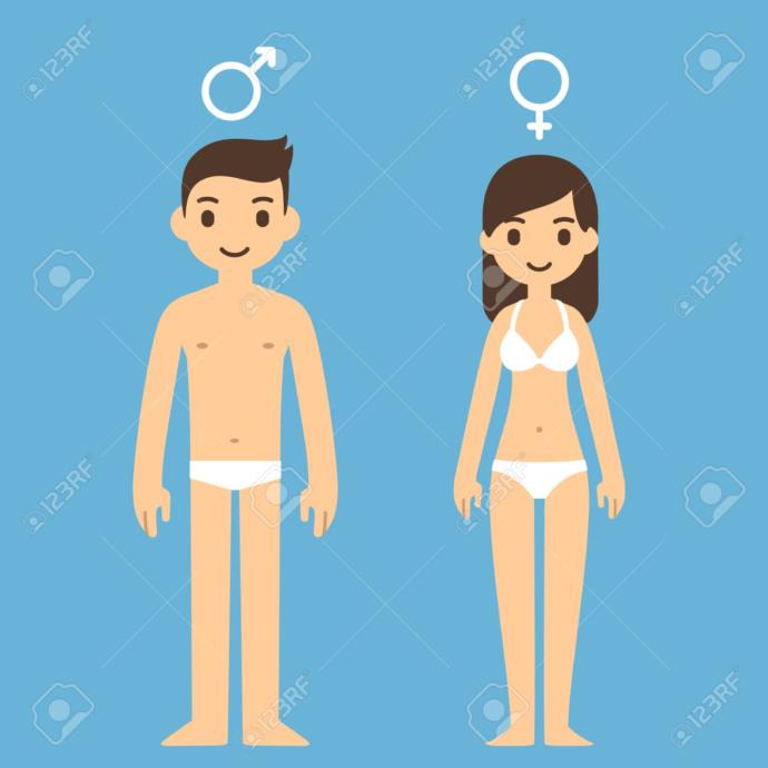 Does anyone else feel like they have no sex or gender?
