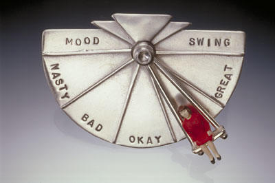Do you ever get extreme mood swings?