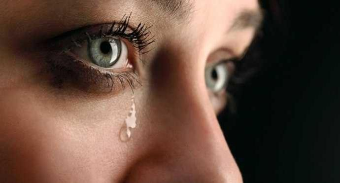 Is crying a sign of strength or weakness?