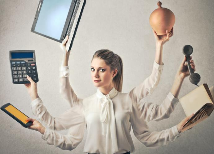 how many tasks can you juggle at once