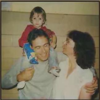 If you discovered you were the son or daughter of a notorious serial killer - would you keep it a secret, or go public about it?