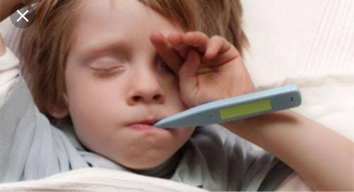 Who should take days off work to care for kids that are too sick for school or daycare?