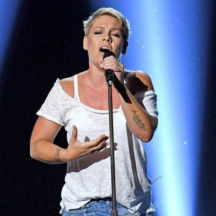 What do you think of PINK, the singer?
