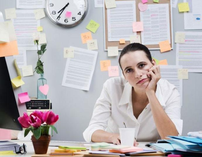 Should you have to be happy at work