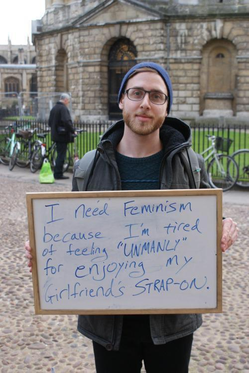 Who Believes That Feminism Is Out Of Control?