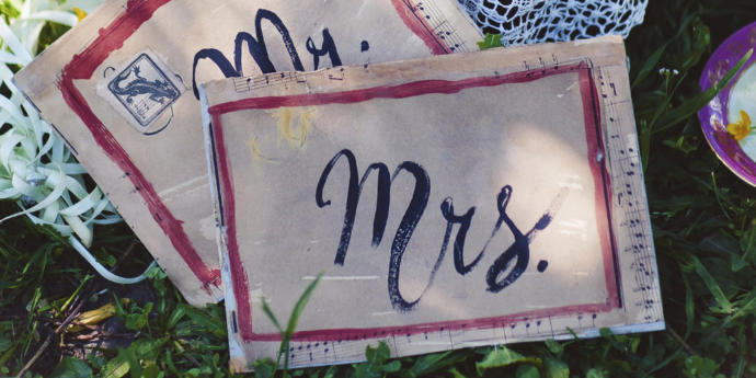 Would you take your spouse's last name?