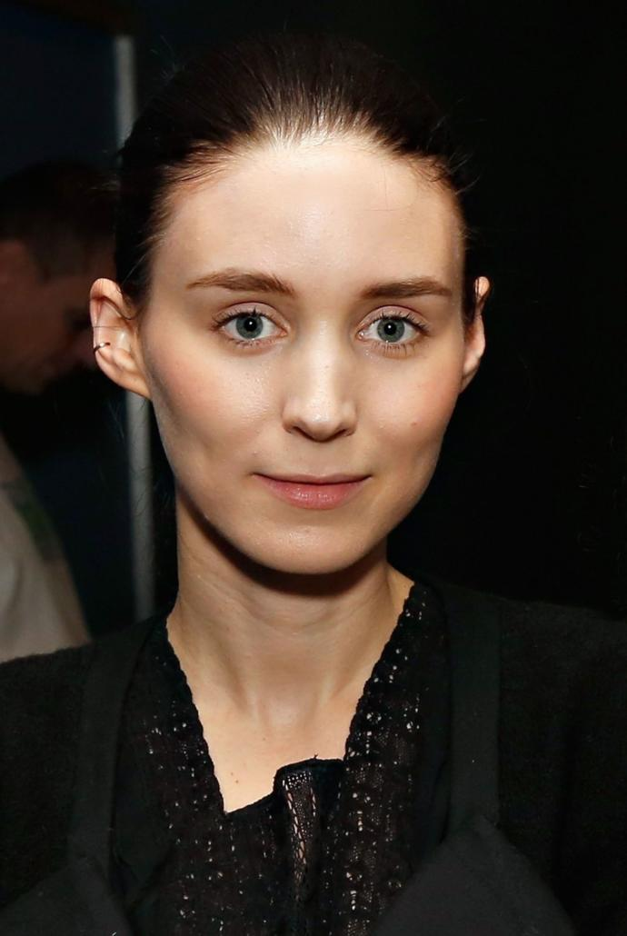 Do you think Rooney Mara is attractive?
