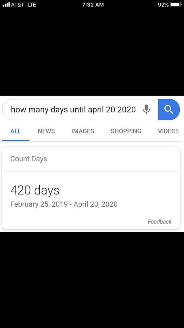 Does this mean today is a magical day?