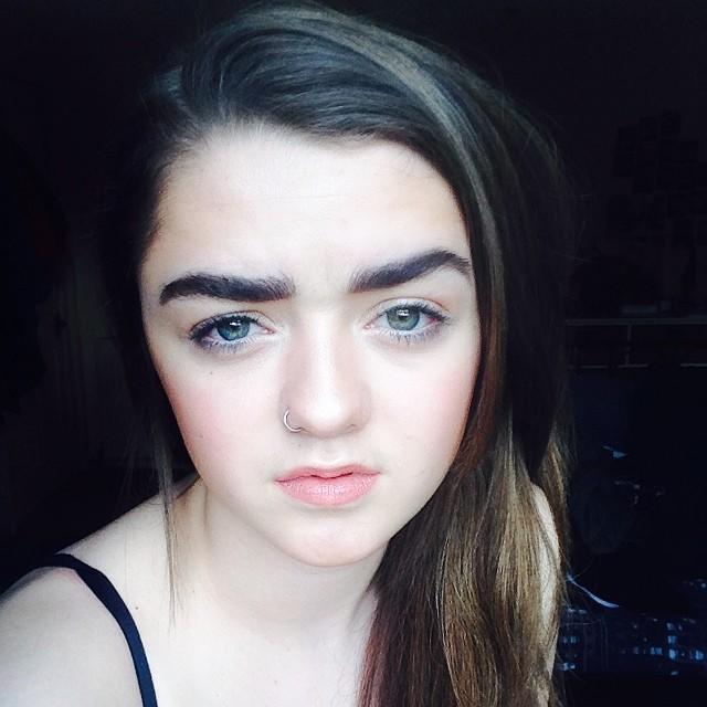 Is Maisie Williams unattractive?