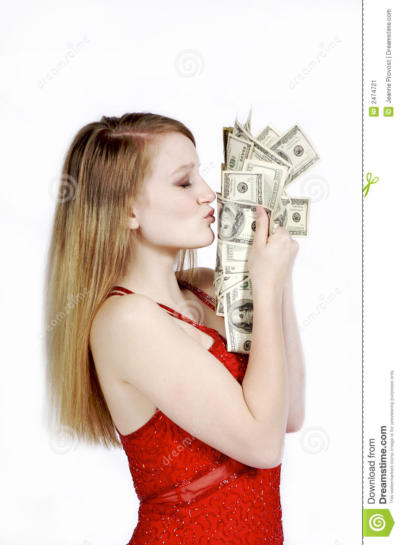 Dating someone who has more money than you