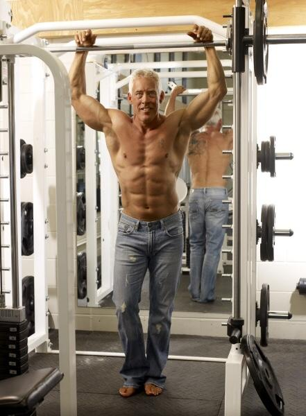 Are ripped men over 50 desirable?