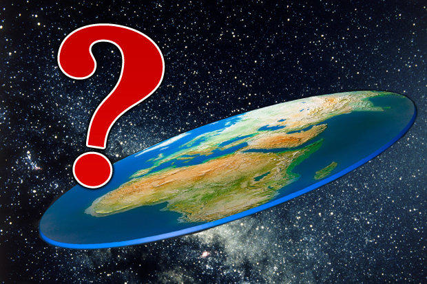 Would you date someone who believes the EARTH is FLAT?