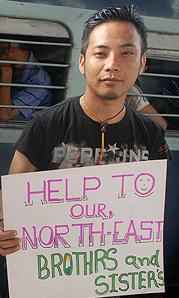 What do you think if northeast Indians?