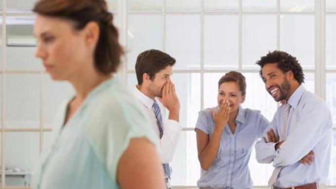 How do you avoid work drama?