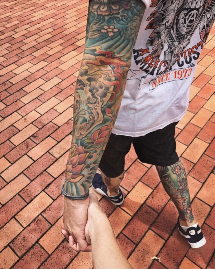Girls, would you date guys with tattoos?