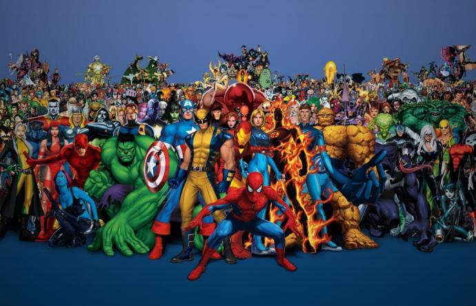 Which Superhero Universe do you prefer?