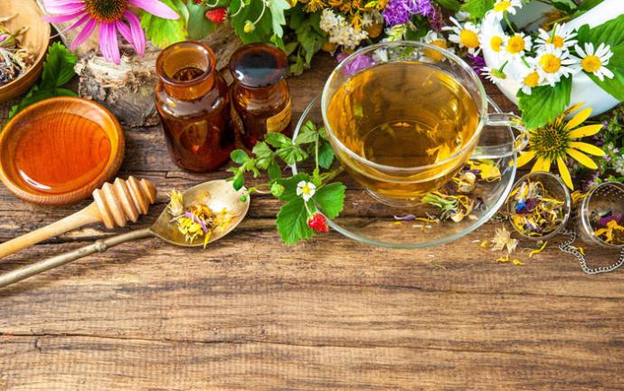 Do you like herbal teas?