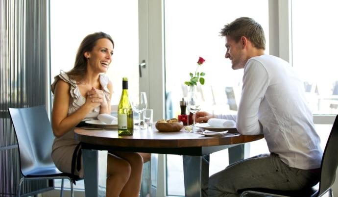 Would you want someone to be themselves on a date or sell themselves more?