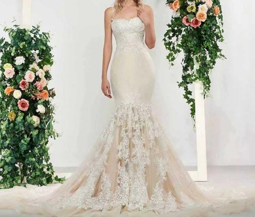 Which wedding dress is most beautiful to you??