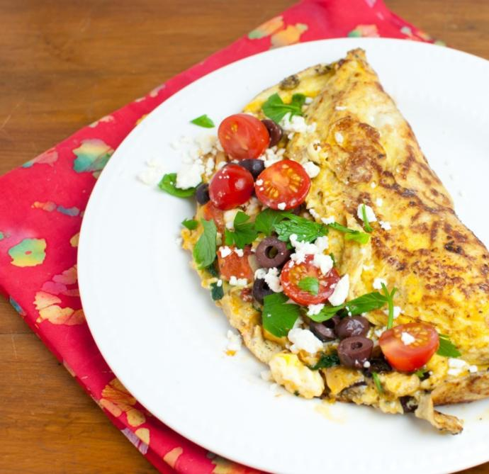 What Do You Like In Your Omelette?