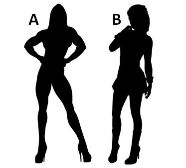 GUYS: which body type are you more attracted to in a girl?