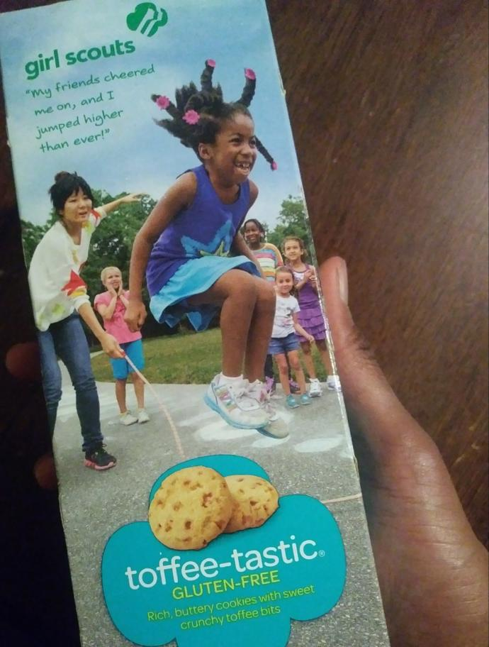 Do you like girl scout cookies?