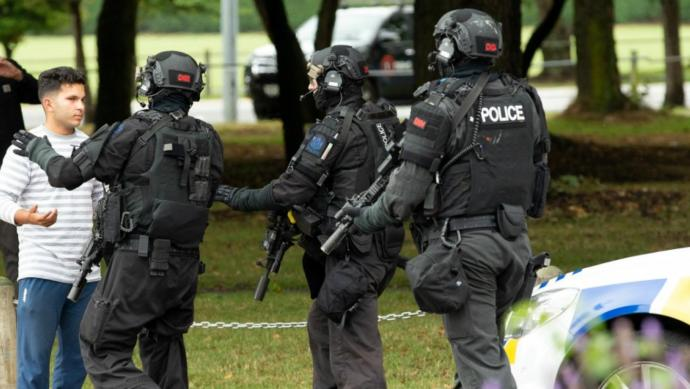What are your thoughts on the Mosque attack in New Zealand?