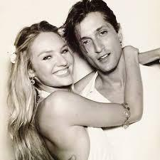 Would you believe that Candice swanepoel's boyfriend cheated on her?