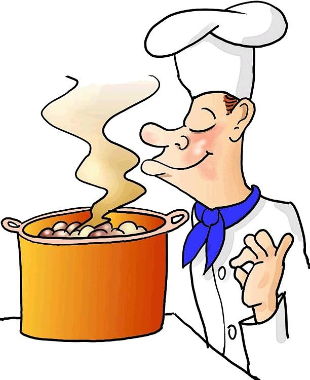 Which food smells the best while being made?