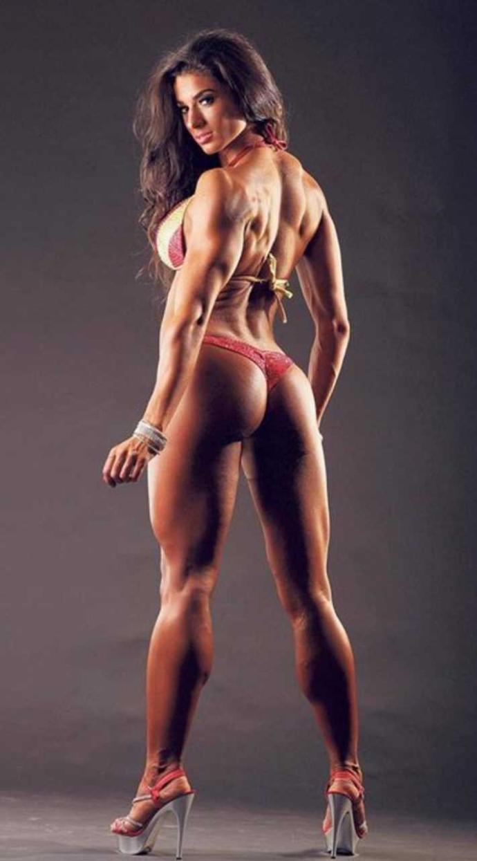 Do you find women who do bodybuilding attractive?