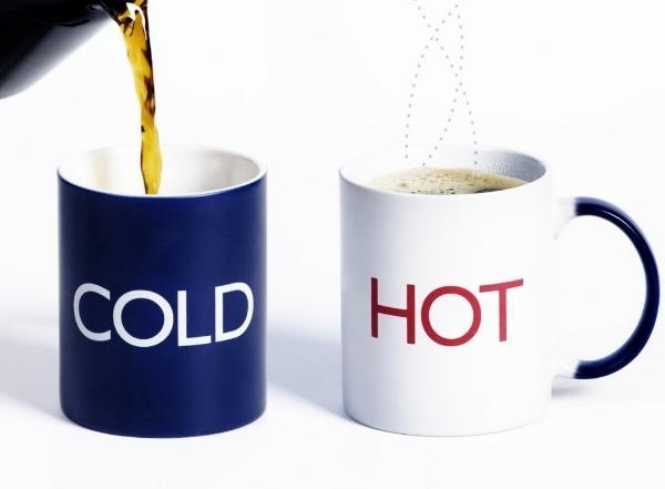 Iced or hot beverages?