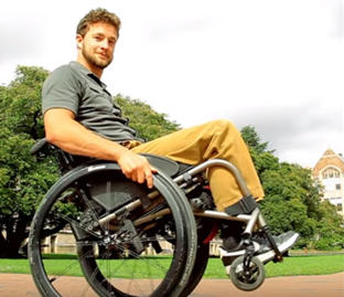 Would you ever date and have a relationship with someone in a wheelchair?